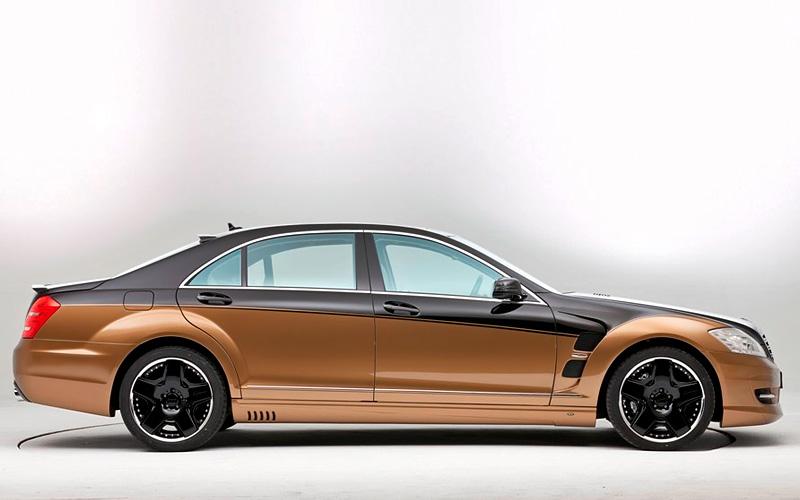 Mercedes benz s600 lorinser s70 6 0 v12 bi turbo for Mercedes benz s 600 v12