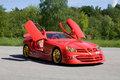 MERCEDES - BENZ SLR McLAREN 999 RED GOLD