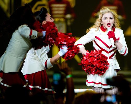Madonna's MDNA North America Tour Opener