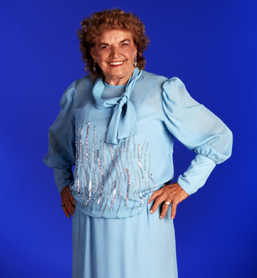 Mae Young Photoshoot Flashback