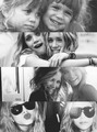 Mary-Kate &amp; Ashley Olsen - mary-kate-and-ashley-olsen fan art