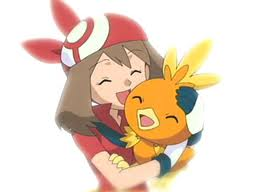 May Hugging Torchic