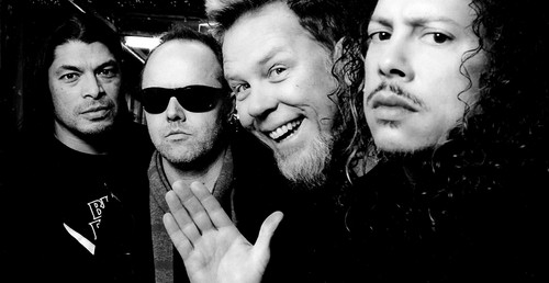 Metallica wallpaper with sunglasses entitled Metallica