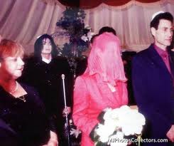 Michael At Uri Gellar's Wedding Back in 2001