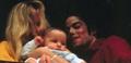 Michael, Debbie Rowe & Prince