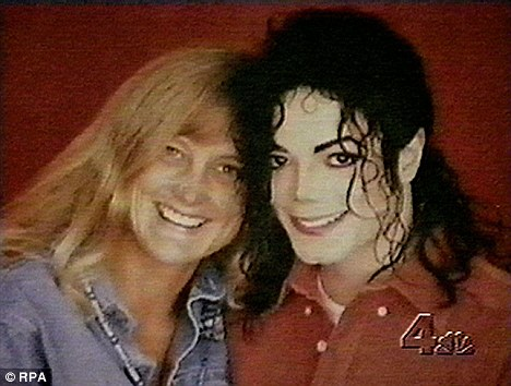 Michael Jackson and Debbie Rowe (RARE)