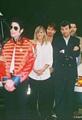 Michael Jackson and Debbie Rowe (RARE)