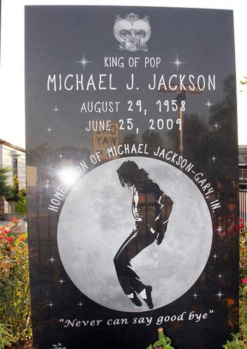 Michael Jackson in Gary Indiana