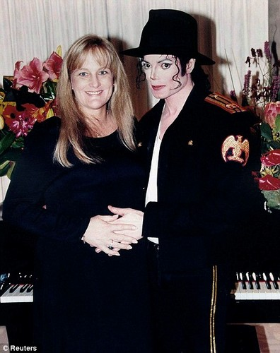 Michael and Debbie Rowe