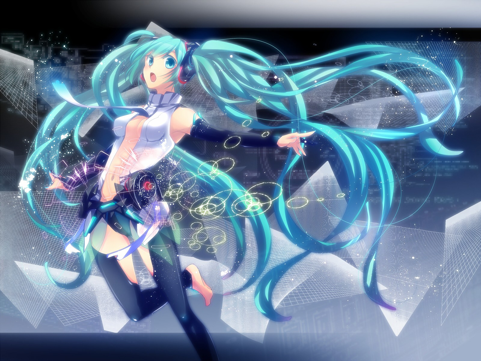 Miku wallpaper