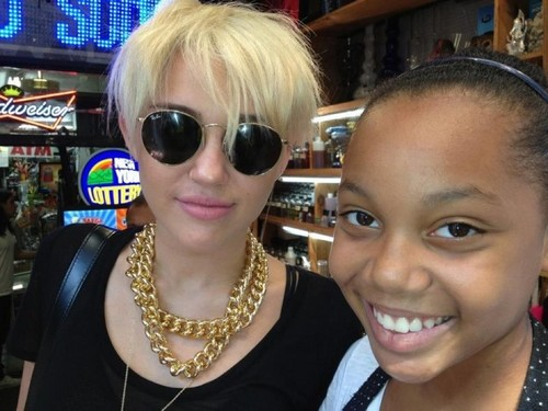 Miley New Pic.