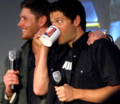 Misha & Jensen - jensen-ackles-and-misha-collins photo