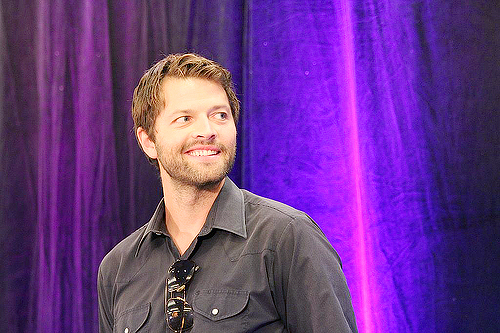 Misha at van Con