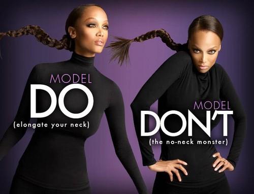 Model do/ Model don't
