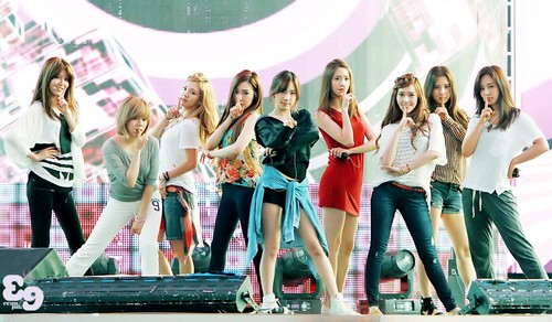 Mr,Taxi? in casual dress - girls-generation-snsd Photo