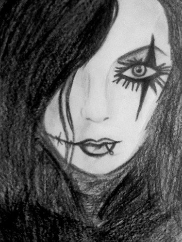 My Andy draw