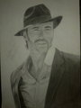 My Sketch Of Hugh Jackman