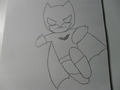 My random Batman drawing  - batman fan art