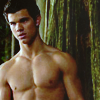 The Twilight Saga New Moon picha with a six pack, a hunk, and skin called NM