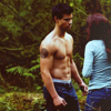 New Moon Movie foto probably containing a homp, stoere binken called NM