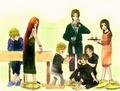 Namikaze & Uchiha ♥