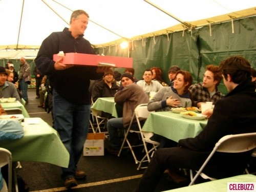 "New ""Twilight"" BTS تصاویر"