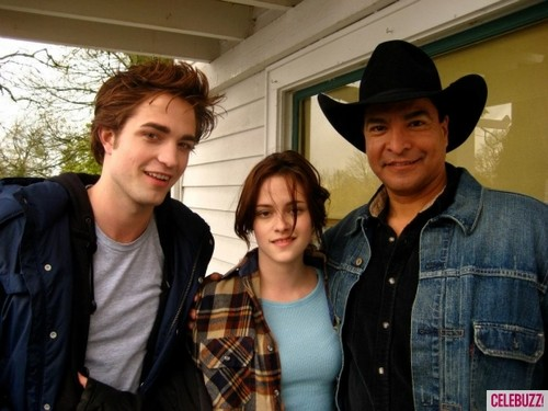 "New ""Twilight"" BTS Fotos"