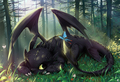 Night fury - griffins-and-dragons photo
