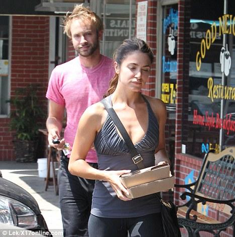 Nikki and her husband