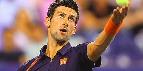 Novak defeats Paolo Lorenzi US Open 2012