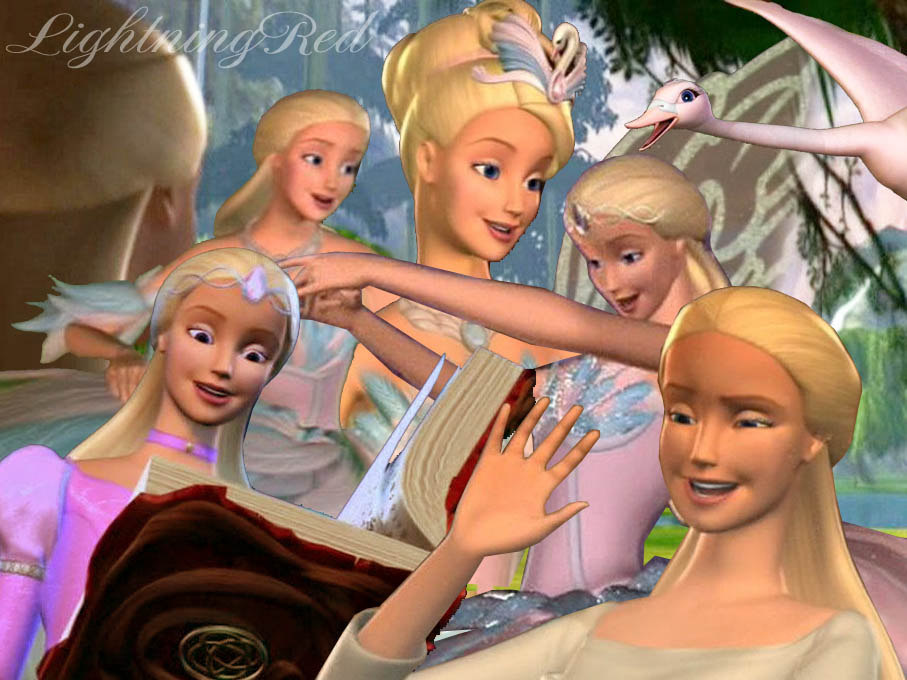 barbie and the swan lake full movie
