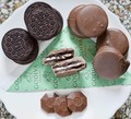 Oreos dipped in Godiva - oreo photo