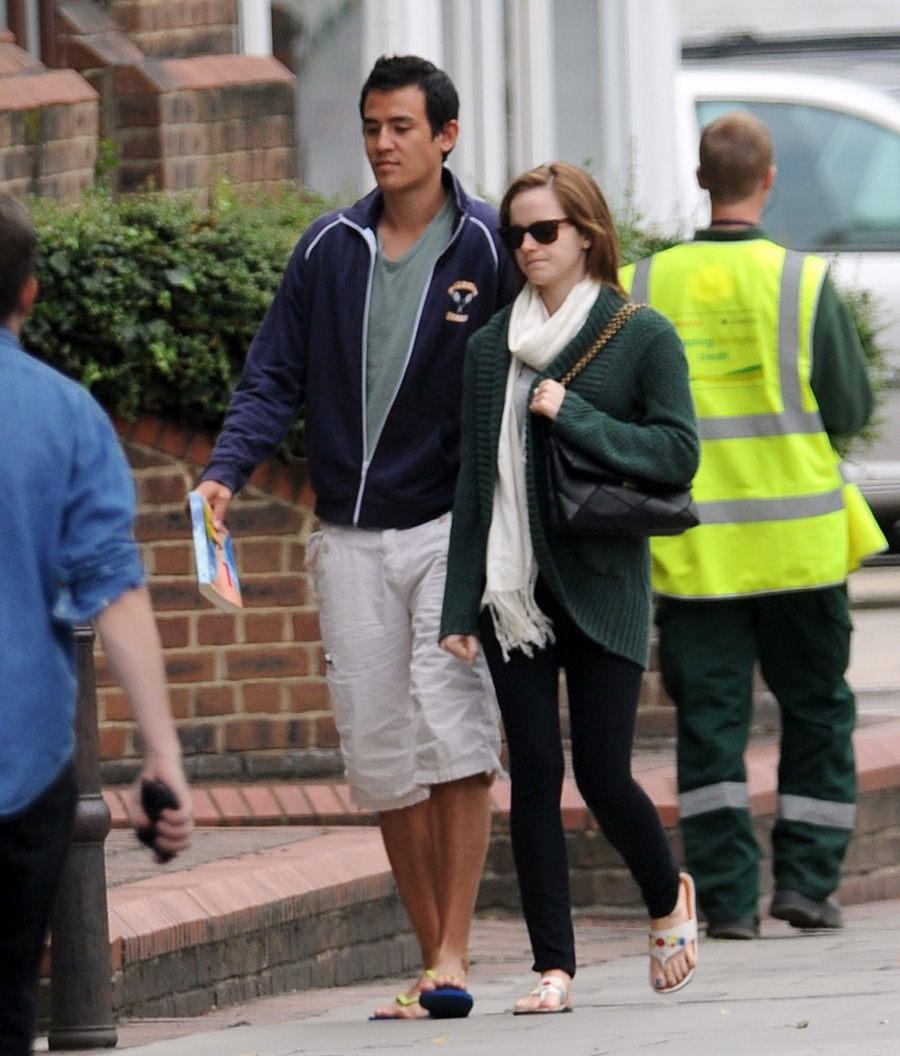 Out & about in london - 24 August, 2012