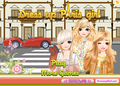 Paris Girl Dress Up - Dressup24h
