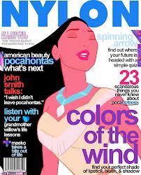 Petite Tiaras Pocahontas Magazine