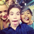 Peyton, Cameron and Karan