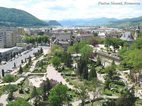 Piatra Neamt, Romania cities