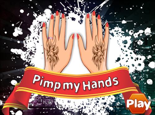 Pimp My Hands - Dressup24h
