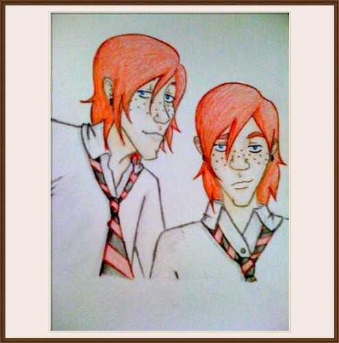 Pottermore: Characters - The Weasley Twins