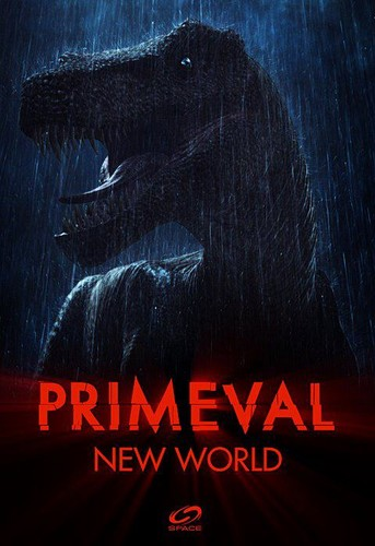 Primeval: NW - poster