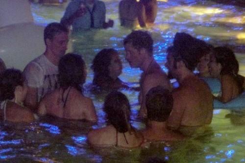 Prince Harry in Las Vegas