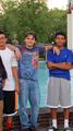 Prince Jackson with his cousins James at Six Flags Great America in illinois NEW August 27th 2012 - michael-jackson photo