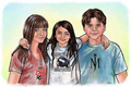 Prince, Paris, Blanket - the-jackson-family fan art
