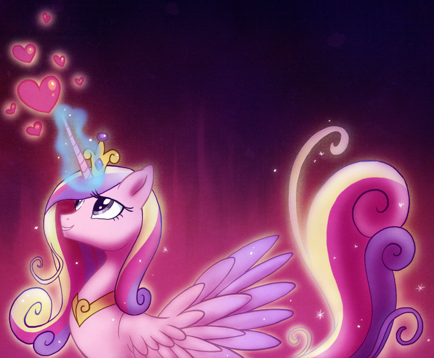 My little pony friendship is magic princess cadance