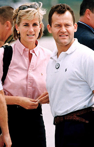 Lady Di fond d'écran titled Princess Diana in Bosnia, 1997