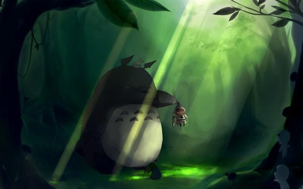 Prussia meets Totoro