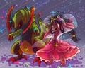 Rawr!! - unova-elite-four photo