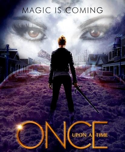 Regina and Emma poster blend
