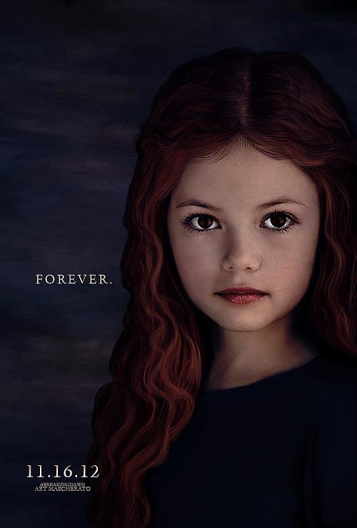 Renesmee - Twilighters Fan Art (31906061) - Fanpop