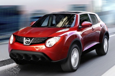 Restyling for Juke
